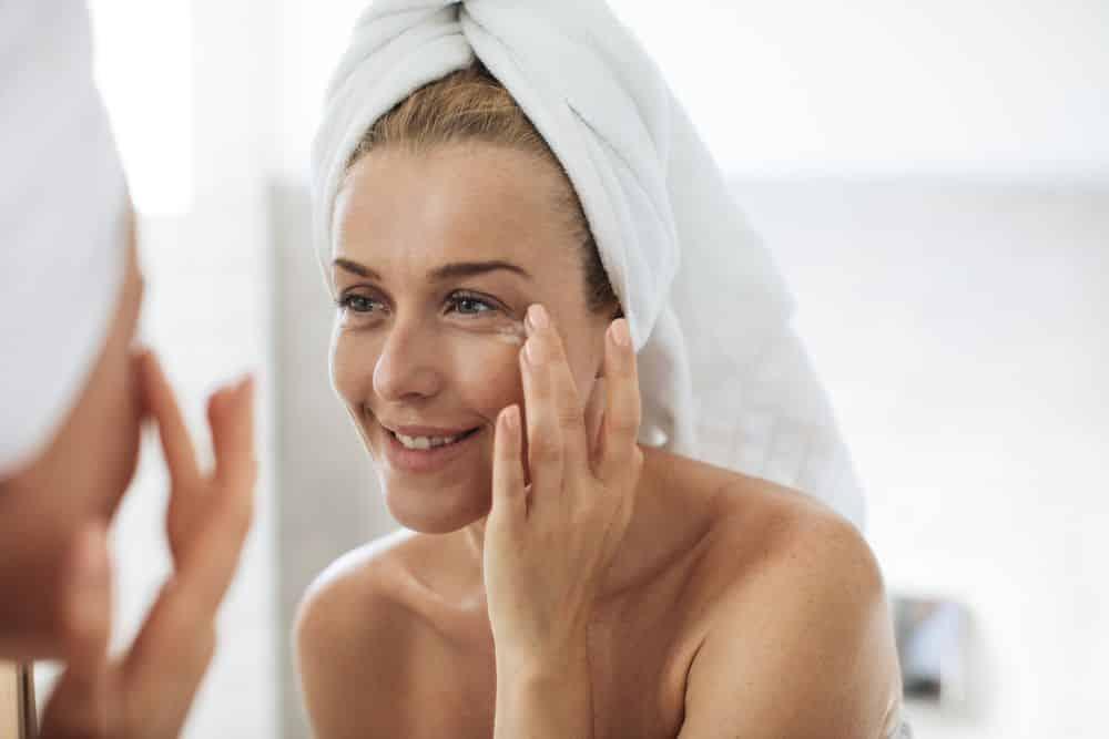 Augencreme gegen Tränensäcke Creme augen Anti Aging Hyaluron