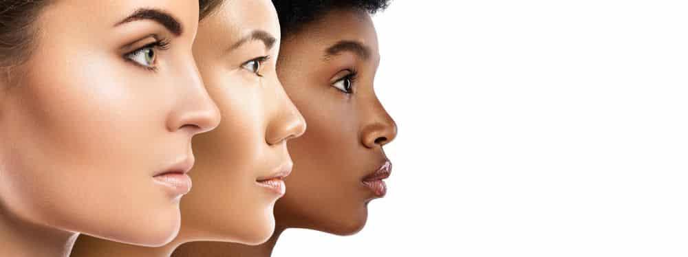 Augencreme Test - Unterschiede in den Hauttypen - Beitragsbild Praxisumschau.org