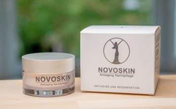 Novoskin Antiaging Creme - Nachtcreme Beitragsbild 2