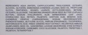 Novoskin Antiaging Creme Inhaltsstoffe - Beitragsbild