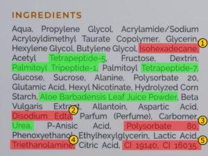 Vitayes Perfector Augencreme Testbericht Inhaltsstoffe - Beitragsbild
