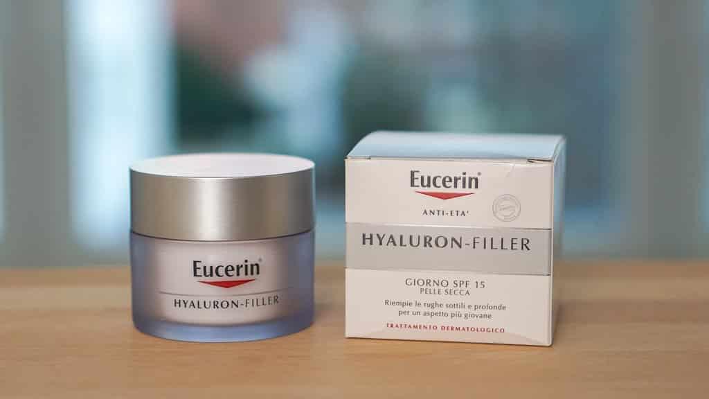 Eucerin Tagescreme - Hyaluron Filler - Beitragsbild 2