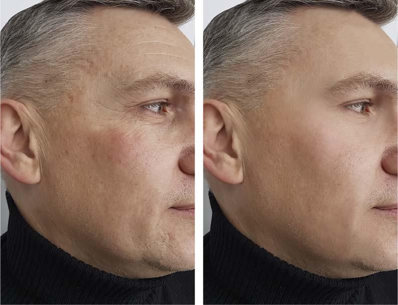 Anti aging Creme Männer im Test Gesichtscreme Männer