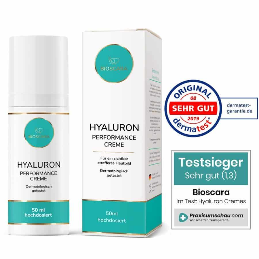 Anti Aging Creme Testsieger Hyaluron Creme Test