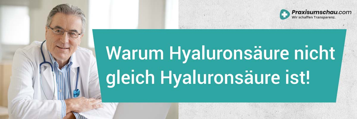 Gesichtsserum Test Warum Hyaluronsäure nicht glein Hyaluron ist