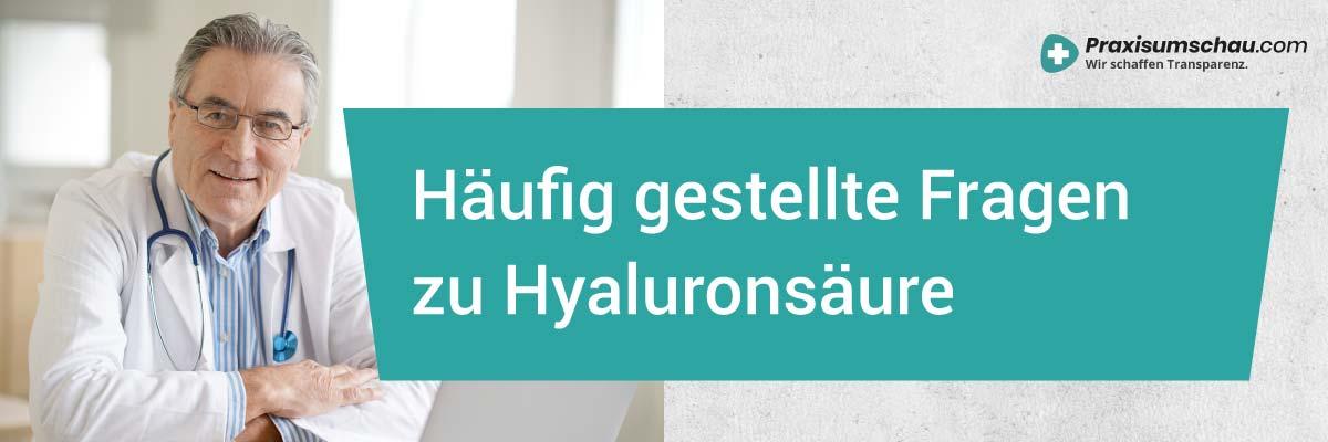 Häufig gestellte Fragen zu Hyaluronsäure