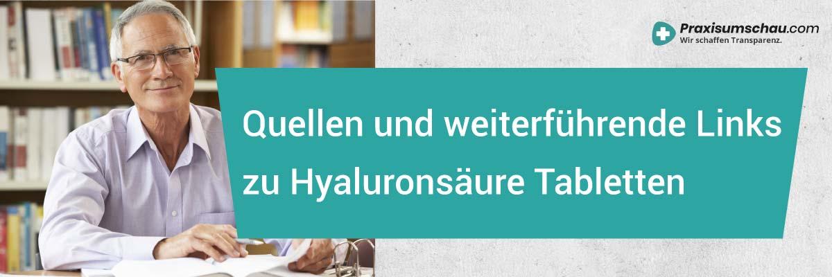 Hyaluronsäure Tabletten Fazit- Sind Hyaluron Tabletten sinnvoll und welche Hyaluron Tabletten sollte man kaufen?