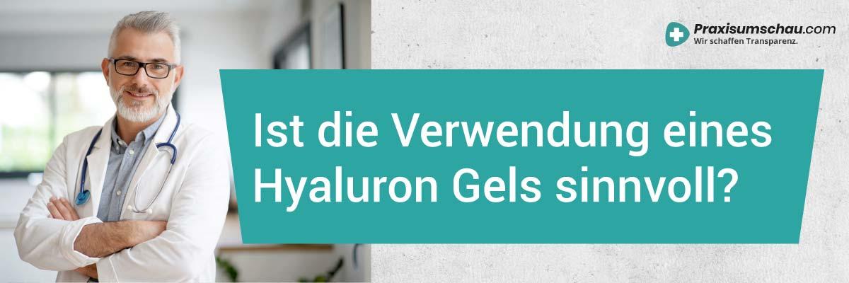 Hyaluronsäure Gel Test Ist die Verwendung eines Hyaluron Gels sinnvoll?
