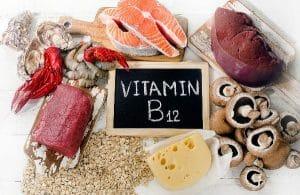 Nahrungsergänzungsmittel-Vitamin B12 - Beitragsbild Praxisumschau