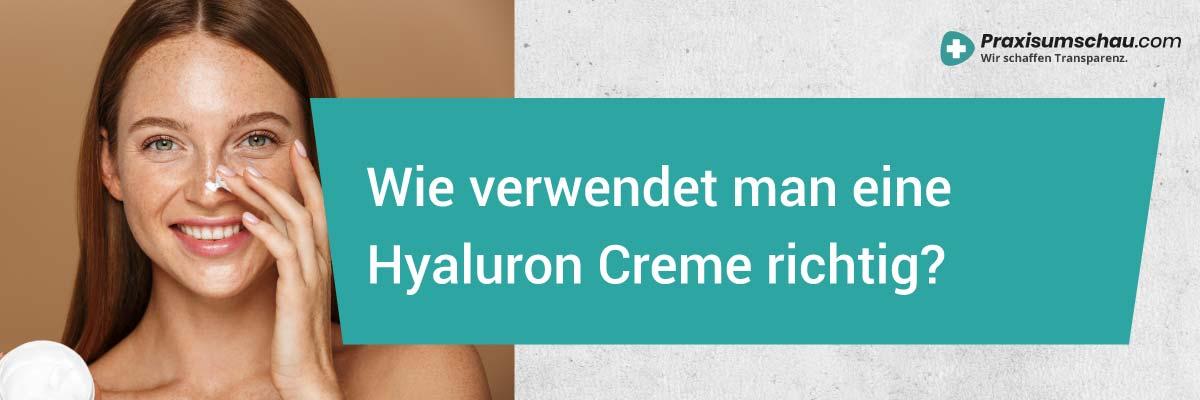 Hyaluron Creme Test 2020 - Welche Creme hilft gegen Falten? 3
