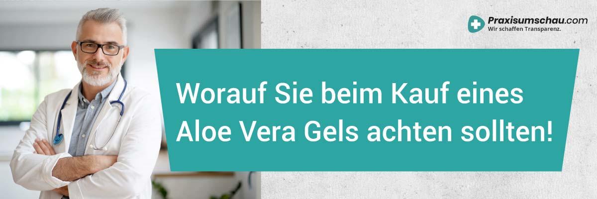 Aloe Vera Gel Test Worauf Sie beim Kauf eines Aloe Vera Gels achten sollen?
