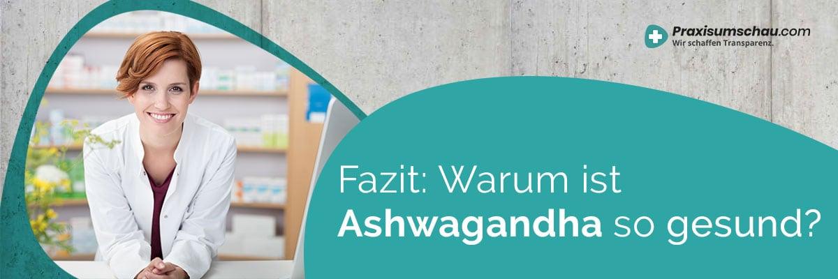 Fazit Ashwagandha kaufen