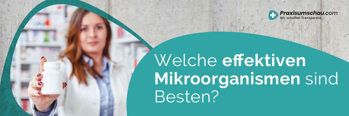Beste Effektive Mikroorganismen kaufen
