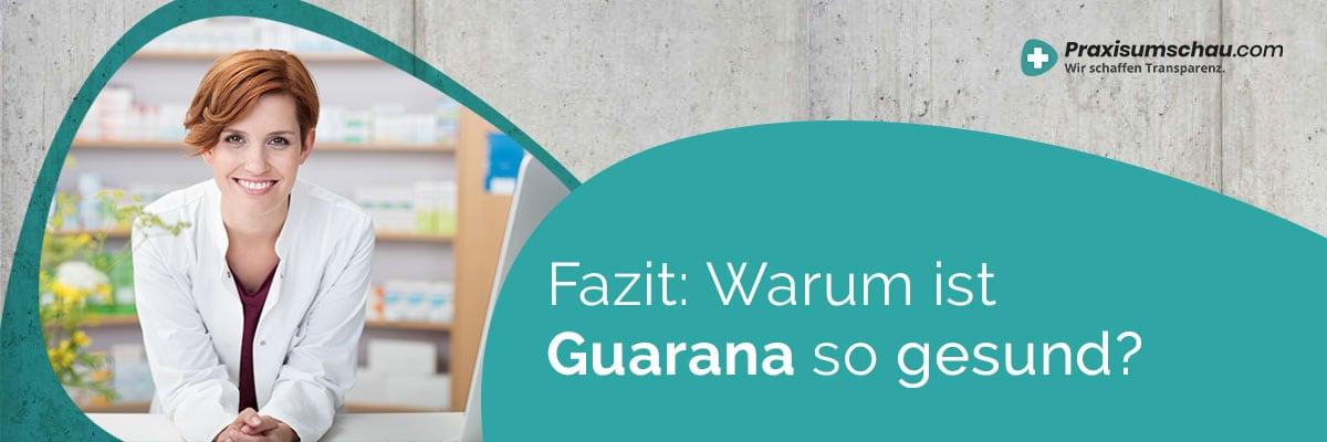 Fazit Guarana kaufen