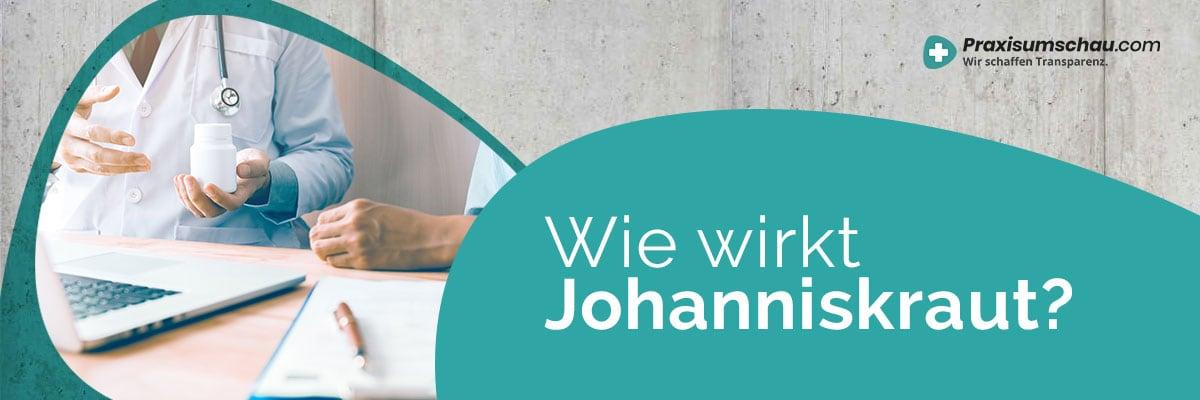 Wie wirkt Johanniskraut