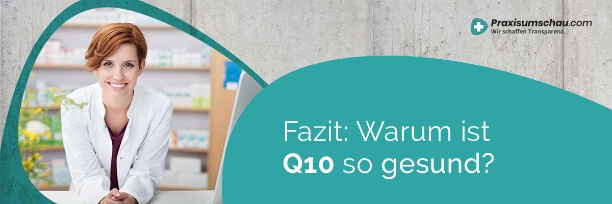 Fazit Q10 Coenzym kaufen