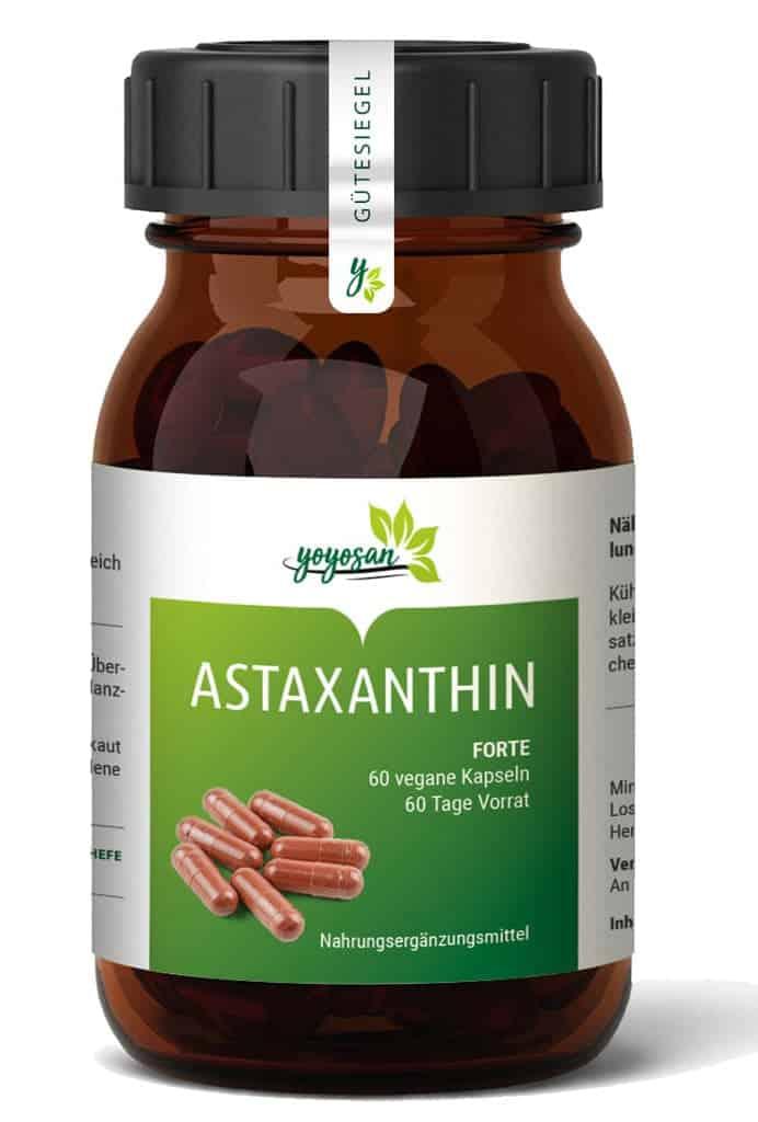 yoyosan Astaxanthin forte
