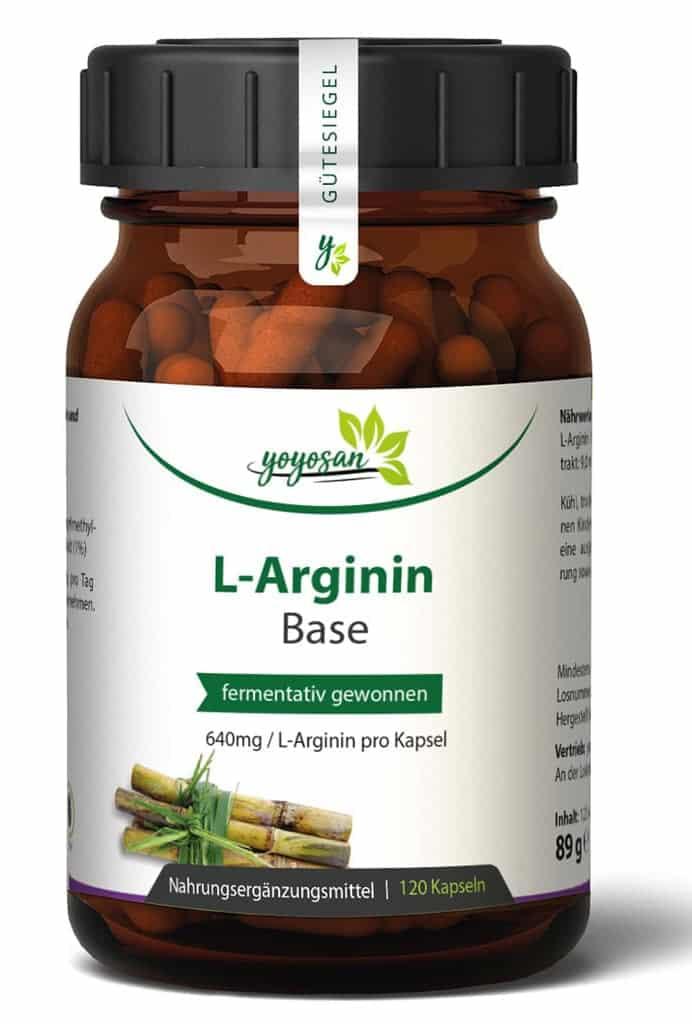 yoyosan L-Arginin forte